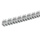 "10"" Alligator® Ready Set™ 125 Staple Fasteners — Galvanized Steel"