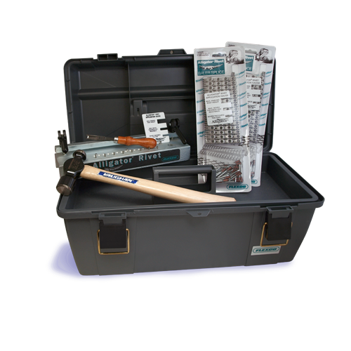 "14"" Alligator® Rivet Tool Box Kit"