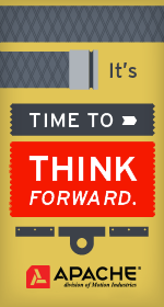 Apache - It's Time to Think Forward.