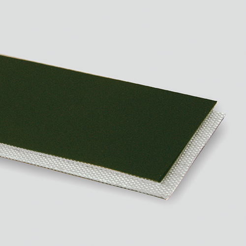 2-Ply 100# Polyester Monofilament Green Urethane Cover x Bare