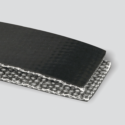 Interwoven 150# Polyester Black PVC Cover x Brushed