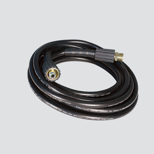 "1/4"" x 25' 2600 PSI Pressure Washer Hose — Female Metric x Female Metric"
