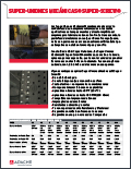 Super-Screw® Fasteners Flyer-Spanish