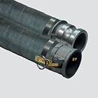 EPDM Rubber Suction Cam & Groove Hose