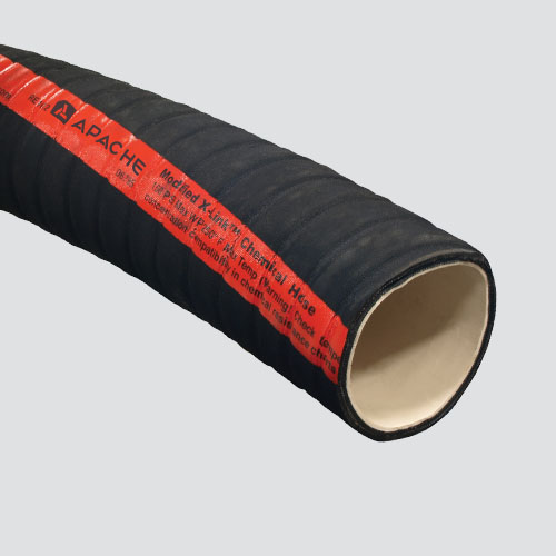 "1"" Black Modified XLPE Chemical Hose — Bulk/Uncoupled"