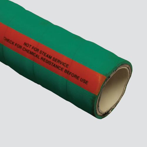 "1"" Green UHMW Crush Resistant Chemical Hose — Bulk/Uncoupled"