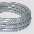 "1"" x 100' Reinforced Clear Vinyl Tubing — Coiled"