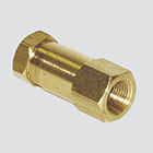 "1/4"" Male Pipe Thread x 1/4"" Female Pipe Thread 3000 PSI High Pressure Live Swivel Adapter"