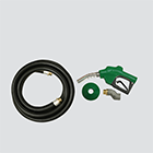 "1"" Green Automatic Diesel Fuel Dispensing Kit"
