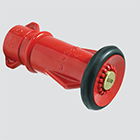 "1-1/2"" Female National Standard Thread Thermoplastic Fog Nozzle"
