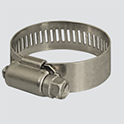 "1"" to 2"" Standard Worm Gear Clamp"