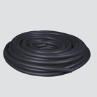 "1"" x 100' Black 300 PSI Multipurpose (AG 300) Air & Water Hose — Boxed"