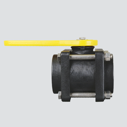 "1"" Standard Port Bolted Polypropylene Ball Valve"