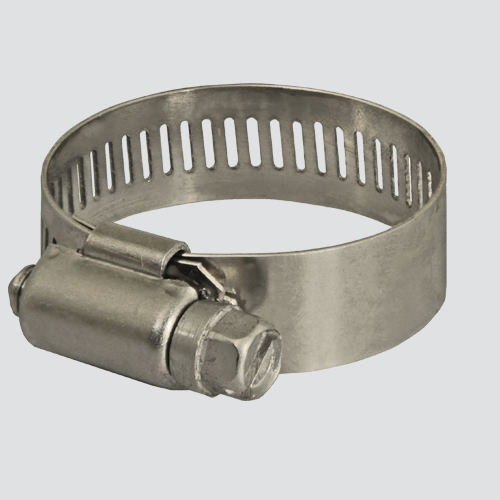 "1-5/8"" to 3-1/2"" Standard Worm Gear Clamp"