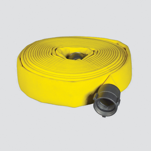 "2-1/2"" x 50' Double Jacket Fire Suppression Hose Assembly"
