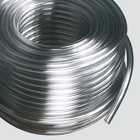 "1"" x 1/8"" x 100' Non-Reinforced Clear Vinyl Tubing — Boxed"