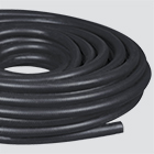"1"" x 100' Black 200 PSI Multipurpose (AG 200) Air & Water Hose — Boxed"