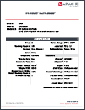#1190 PGR Spec Sheet