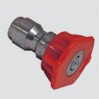 0° Quick Disconnect Pressure Washer Spray Tip — 3.5 Orifice