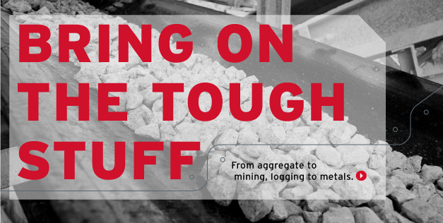 Bring on the Tough Stuff - Extreme-Duty