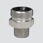 "1"" Male Pipe Thread x Boss™ Spud Coupling"