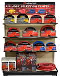 Air Hose & Accessory Industrial 4ft Display