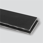 2-Ply 150# Polyester Black PVG Matte Cover x Matte Cover