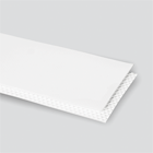 2-Ply 100# Polyester Monofilament White Urethane Cover x Quad