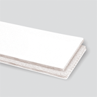 #4016 2-Ply 60# Polyester White Nitrile Cover x Friction