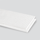 2-Ply 100# Cotton/Polyester White PVC Cotton Top x Bare Anti-Static