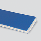 2-Ply 65# Polyester Blue Urethane Cover x Bare (Non Fray)