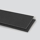 2-Ply 100# Polyester Monofilament Black PVC Bare x Bare