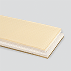 2-Ply 150# Spun Polyester Clear Urethane Cover x Friction