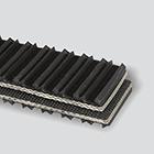 3-Ply 105# Cotton/Polyester Black SBR V-top x Friction