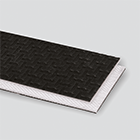 2-Ply 100# Polyester Monofilament Black PVC Lattice Top x Bare