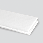 #5102 Interwoven 120# Polyester White PVC Cover x Friction