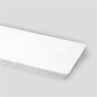 2-Ply 220# Polyester White PVGE 1/16 Cover x 1/16 Cover