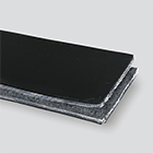 3-Ply 150# Polyester/Nylon Black Nitrile Cover x Friction